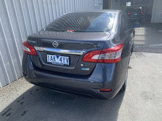 2013 Nissan Pulsar B17 ST 1 Speed Constant Variable Sedan