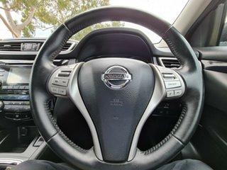 2014 Nissan Qashqai J11 TS Black/Grey 1 Speed Constant Variable Wagon