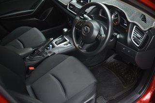 2015 Mazda 3 BM5478 Neo SKYACTIV-Drive Red/Black 6 Speed Sports Automatic Hatchback