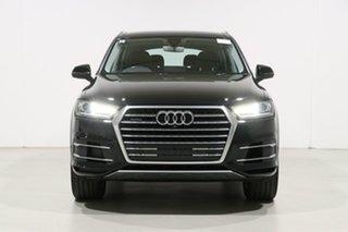 2015 Audi Q7 4M 3.0 TDI Quattro Black 8 Speed Automatic Tiptronic Wagon.