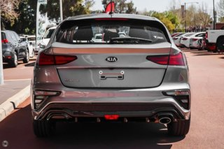 2020 Kia Cerato Hatch S Steel Grey Sports Automatic Hatchback.