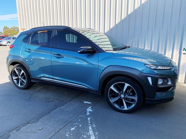 Used Hyundai Kona OS MY18 Highlander 2WD Horsham, 2018 Hyundai Kona OS MY18 Highlander 2WD 6 Speed Sports Automatic Wagon