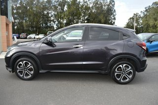 2015 Honda HR-V MY15 VTi-L Grey 1 Speed Constant Variable Hatchback