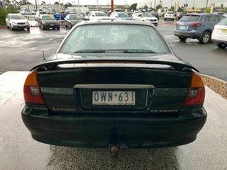 1998 Mitsubishi Magna TF Executive Green 4 Speed Automatic Wagon