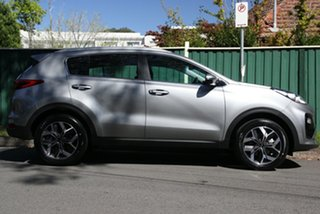 2021 Kia Sportage QL MY21 SX AWD Steel Grey 8 Speed Sports Automatic Wagon