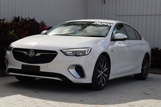 2018 Holden Commodore ZB MY19 RS Liftback White 9 Speed Sports Automatic Liftback