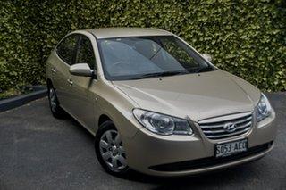 2010 Hyundai Elantra HD MY10 SX Gold 4 Speed Automatic Sedan.