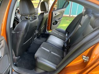2017 Holden Commodore VF II MY17 SS Orange 6 Speed Sports Automatic Sedan