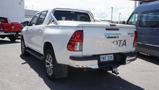 2018 Toyota Hilux GUN126R SR5 Double Cab 6 Speed Sports Automatic Utility
