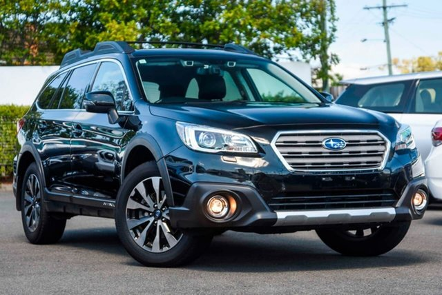 Used Subaru Outback B6A MY17 2.5i CVT AWD Premium, 2017 Subaru Outback B6A MY17 2.5i CVT AWD Premium Dark Blue Pearl 6 Speed Constant Variable Wagon
