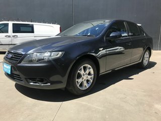2010 Ford Falcon FG XT (LPG) Grey 4 Speed Auto Seq Sportshift Sedan.