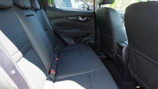 2016 Nissan Qashqai J11 TI Purple 6 Speed Manual Wagon