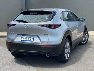 2020 Mazda CX-30 DM2W7A G20 SKYACTIV-Drive Touring Sonic Silver 6 Speed Sports Automatic Wagon.