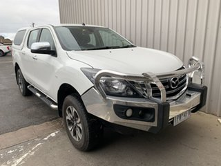 2018 Mazda BT-50 UR0YG1 XTR 6 Speed Sports Automatic Utility.