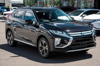 2020 Mitsubishi Eclipse Cross YA MY20 LS 2WD Black 8 Speed Constant Variable Wagon