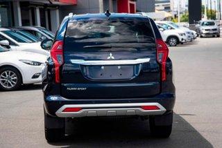 2020 Mitsubishi Pajero Sport QF MY20 GLS Dark Blue 8 Speed Sports Automatic Wagon.