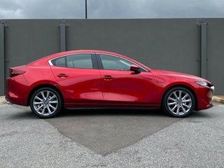 2020 Mazda 3 BP2S7A G20 SKYACTIV-Drive Evolve Soul Red Crystal 6 Speed Sports Automatic Sedan.