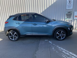 2018 Hyundai Kona OS MY18 Highlander 2WD 6 Speed Sports Automatic Wagon