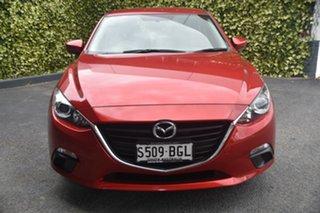 2015 Mazda 3 BM5478 Neo SKYACTIV-Drive Red/Black 6 Speed Sports Automatic Hatchback.