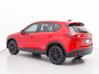 2014 Mazda CX-5 MY13 Upgrade Maxx Sport (4x2) Red 6 Speed Automatic Wagon