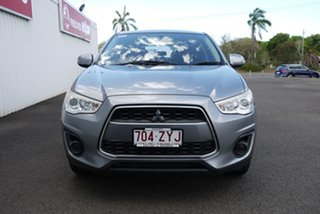 2013 Mitsubishi ASX XB MY14 2WD Grey 5 Speed Manual Wagon