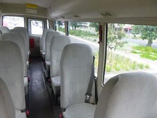 2011 Fuso Rosa Deluxe White Bus