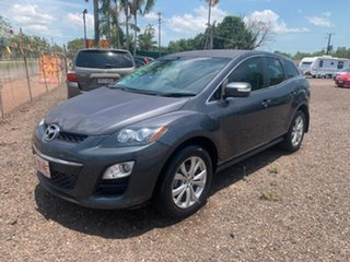 2011 Mazda CX-7 Classic Grey 4 Speed Auto Active Select Wagon.