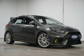 2017 Ford Focus LZ RS AWD Magnetic 6 Speed Manual Hatchback.