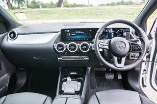 2020 Mercedes-Benz B-Class W247 800+050MY B180 DCT Polar White 7 Speed Sports Automatic Dual Clutch