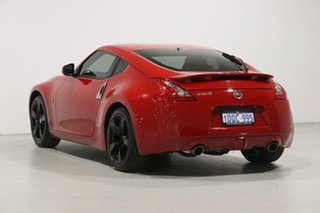 2009 Nissan 370Z Z34 Red 7 Speed Automatic Coupe