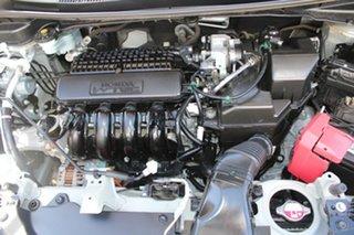 2015 Honda Jazz GK MY15 VTi Silver Continuous Variable Hatchback