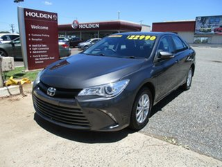 2017 Toyota Camry ASV50R Altise Grey 6 Speed Sports Automatic Sedan.