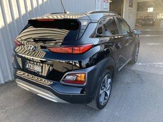 2017 Hyundai Kona OS MY18 Highlander 2WD 6 Speed Sports Automatic Wagon