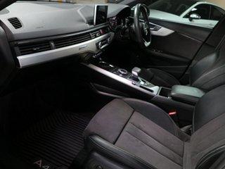 2017 Audi A4 B9 8W MY17 Sport S Tronic Quattro Grey 7 Speed Sports Automatic Dual Clutch Sedan