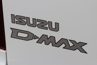 2020 Isuzu D-MAX RG MY21 SX Crew Cab 4x2 High Ride White 6 Speed Sports Automatic Utility