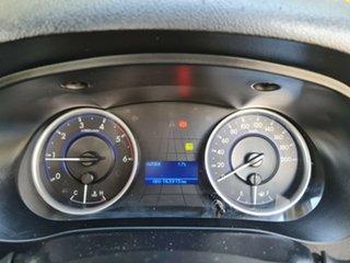2016 Toyota Hilux GUN136R SR Double Cab 4x2 Hi-Rider White 6 Speed Manual Utility
