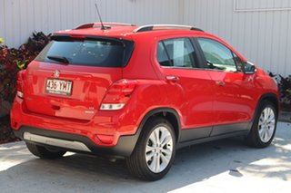 2018 Holden Trax TJ MY18 LTZ Red 6 Speed Automatic Wagon