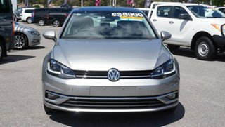 2019 Volkswagen Golf 7.5 MY20 110TSI DSG Highline Silver 7 Speed Sports Automatic Dual Clutch.