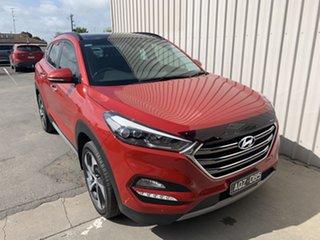 Hyundai Tucson HIGHLANDER.