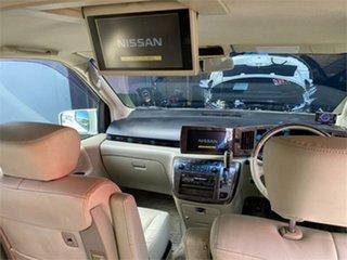 2002 Nissan Elgrand E51 Rider S White Automatic Wagon