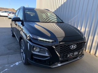 2017 Hyundai Kona OS MY18 Highlander 2WD 6 Speed Sports Automatic Wagon