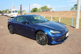 2017 Toyota 86 ZN6 GTS Gravity Blue 6 Speed Manual Coupe.