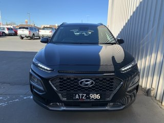 2017 Hyundai Kona OS MY18 Highlander 2WD 6 Speed Sports Automatic Wagon.