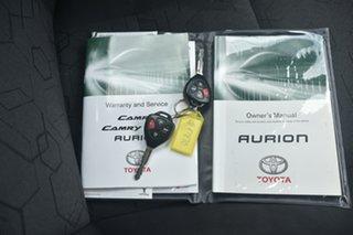 2014 Toyota Aurion GSV50R AT-X Silver 6 Speed Sports Automatic Sedan
