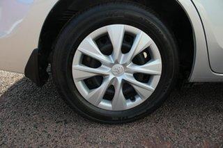 2015 Toyota Corolla ZRE172R Ascent S-CVT Silver Ash 7 Speed Automatic Sedan