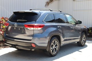 2017 Toyota Kluger GSU55R GX AWD Blue 8 Speed Sports Automatic Wagon