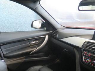 2017 BMW 330i F30 LCI M Sport  Warrior Red 8 Speed Automatic Sedan