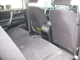 2007 Toyota Kluger Silver Wagon