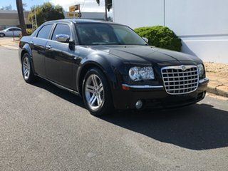 2006 Chrysler 300C MY2006 HEMI Black 5 Speed Sports Automatic Sedan.