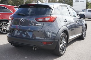 2016 Mazda CX-3 DK4W7A Akari SKYACTIV-Drive i-ACTIV AWD Grey 6 Speed Sports Automatic Wagon